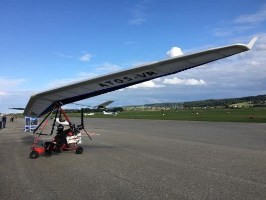 Atos electro Towing Trike LL 120kg